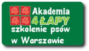 logo akademia 4 łapy